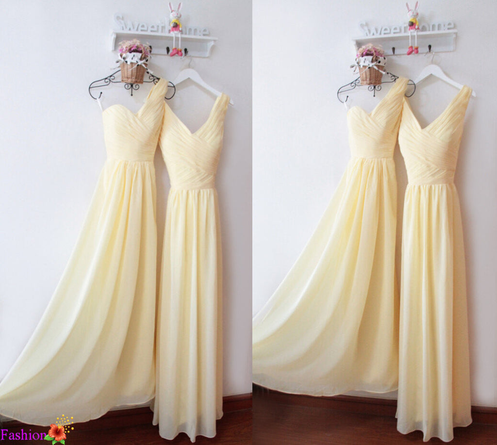 35cda0e654 A-line Bridesmaid Dresses