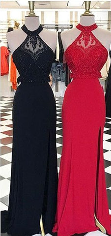 XP126 New Arrival Sexy Prom Dress,Sexy Backless Prom Dresses with Beaded