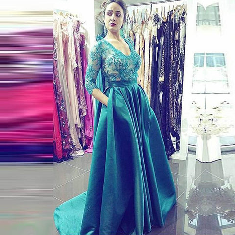 XP155 Prom Dress,Top Selling Long Prom Dresses,Sexy Appliques Prom Dresses