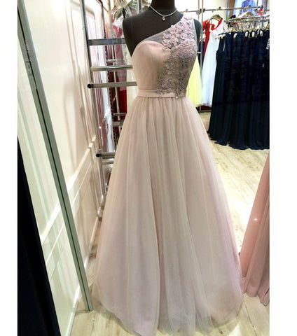 XP207 Formal Dress,Sexy New Arrival Prom Dress,One shoulder prom dresses 2017