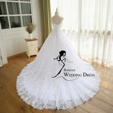 XW61 Gorgeous Ball Gown Wedding Dress With Lace,Vestido De Novia Princesa Vintage Wedding Dresses