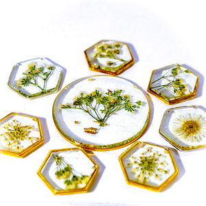 Preserved Nature Necklaces