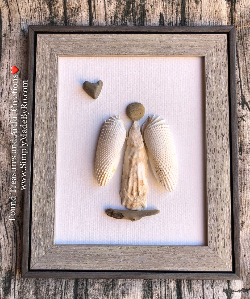 Angel Among Us  *made to order artwork