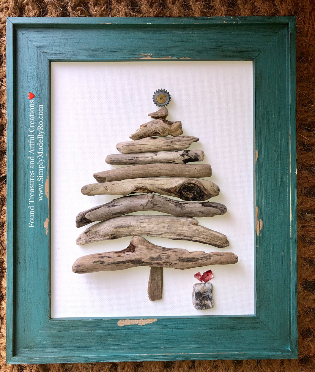 Driftwood Tree **made to order artwork**