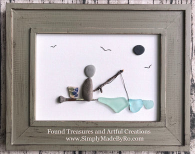 Fishing *made to order artwork
