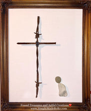 At the Cross *made to order custom artwork *