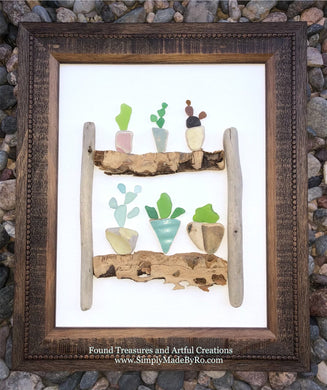 Succulent Stand
