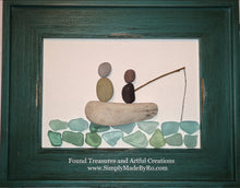 Gone Fishin *made to order artwork