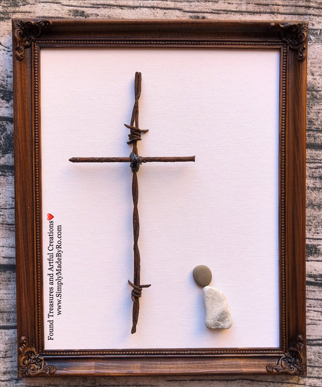 At the Cross *made to order artwork