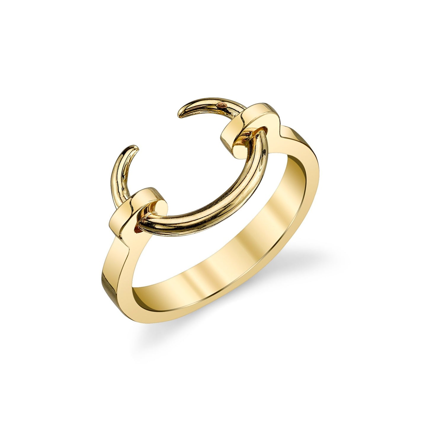 Reloaded Infinite Tusk Ring - Gabriela Artigas