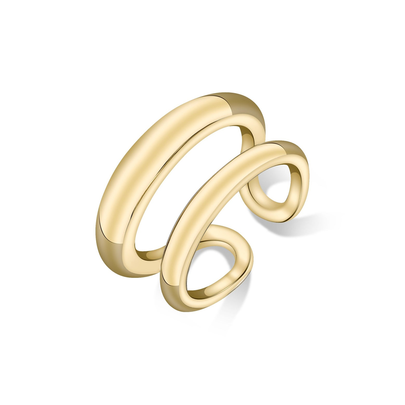 Twin Tusk Ring - Gabriela Artigas