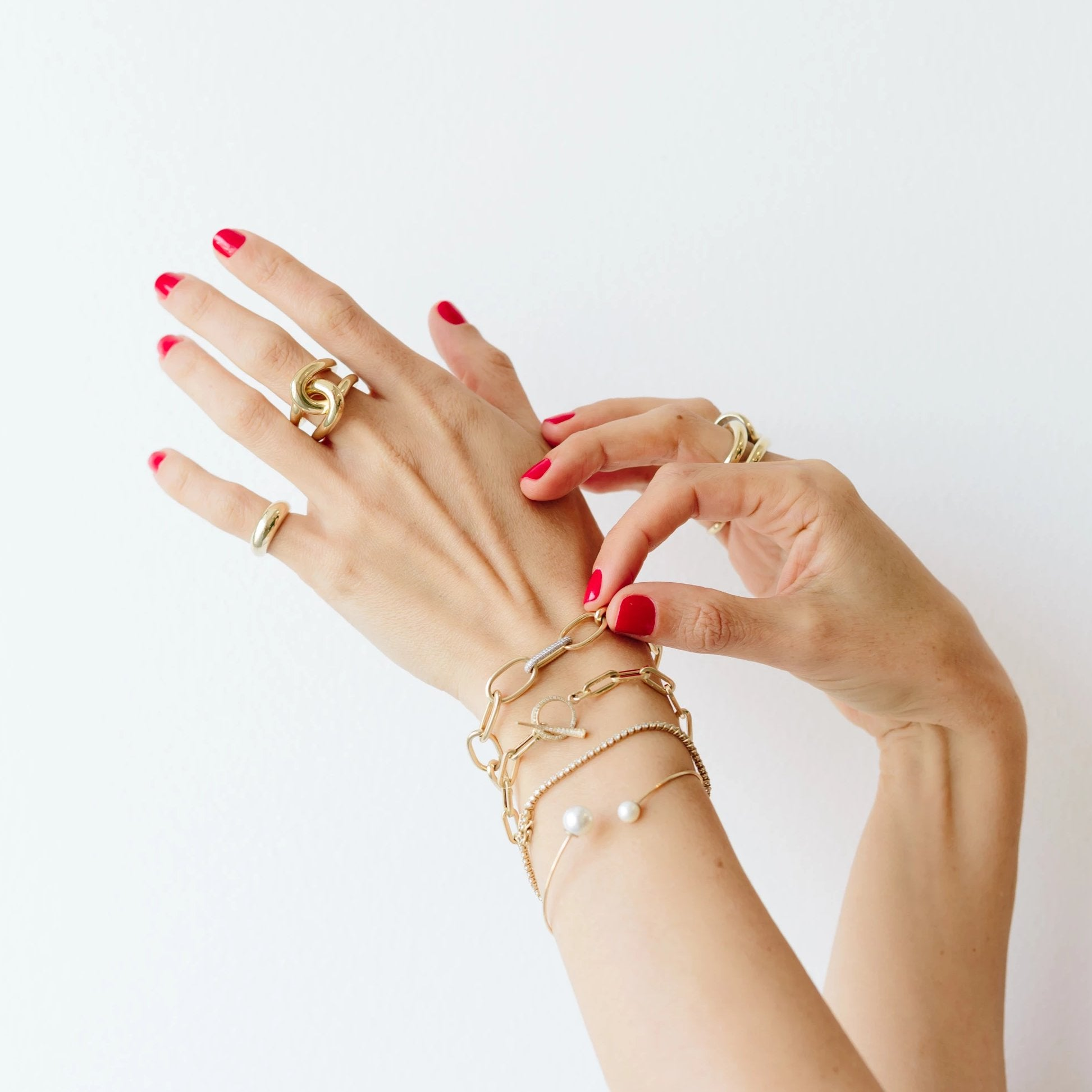 Full Link Ring - Gabriela Artigas
