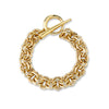 Double Link Chain Bracelet With Tusk Clasp - Gabriela Artigas