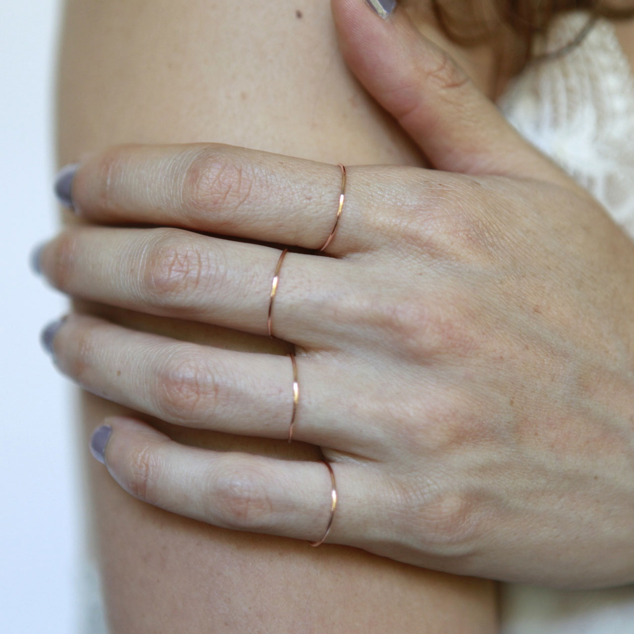 Subtle Ring - Gabriela Artigas