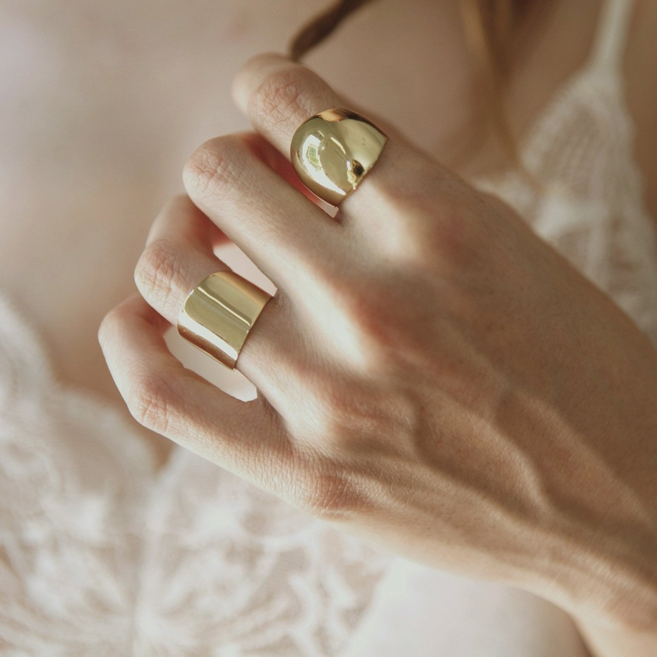 Cigar Band Ring - Gabriela Artigas