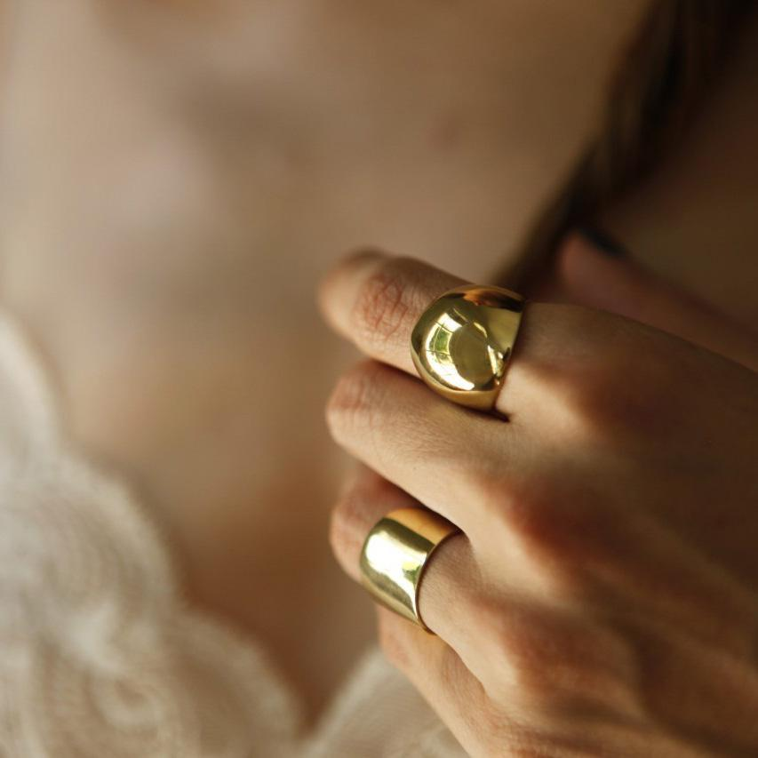 Dome Ring - Gabriela Artigas
