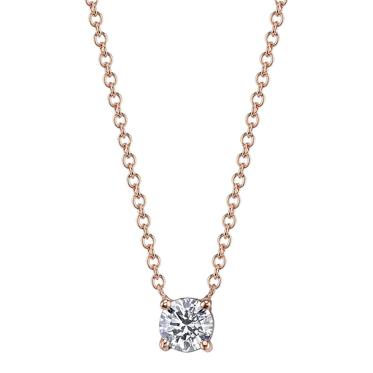 Gabriela Artigas Master White Diamond Necklace