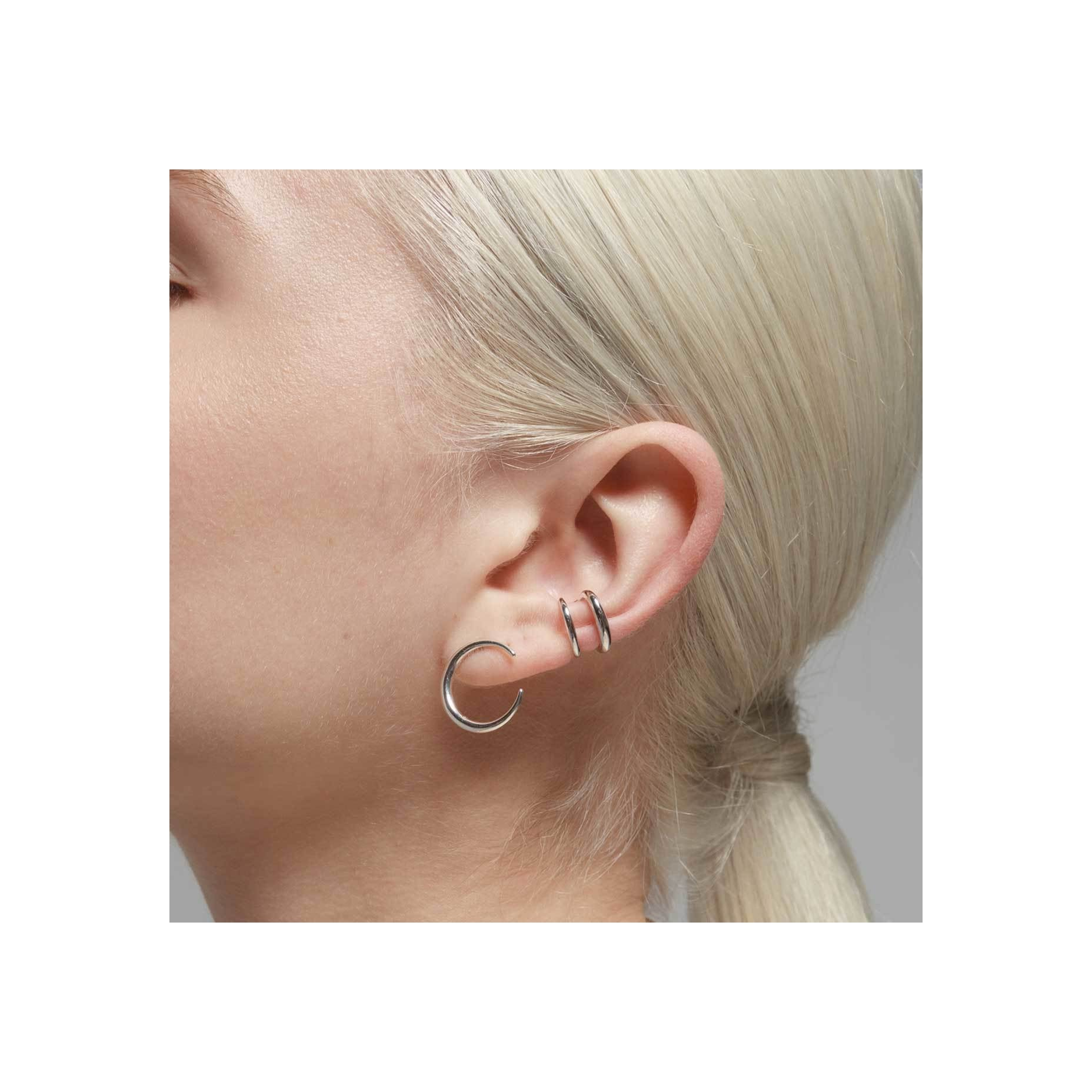 Twin Tusk Ear Cuff - Gabriela Artigas