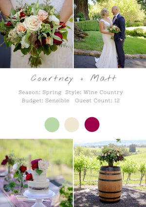 Courtney + Matt - Robert Young Ceremony