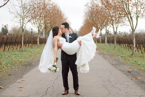 Wine Country Elopement