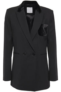 Domitille Blazer Black