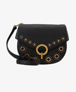 Pepita Cross Body Bag Black