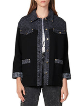 Load image into Gallery viewer, Kole Jacket Black