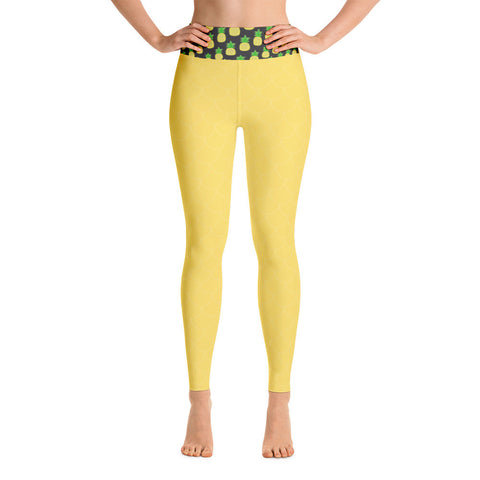 Totally Pineapple, Too! Yoga Leggings
