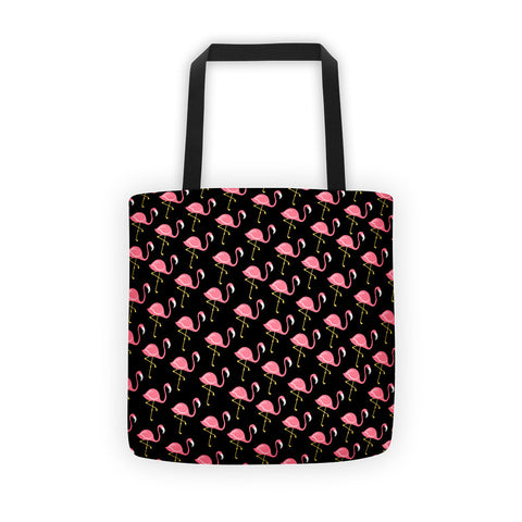 Flamingo Chic Tote bag