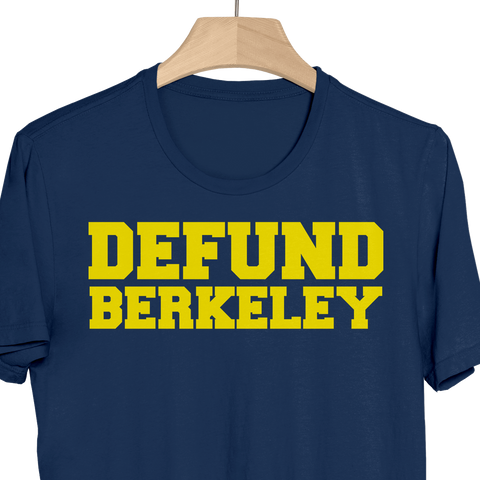 Defund Berkeley