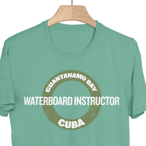 Guantanamo Bay Waterboard Instructor