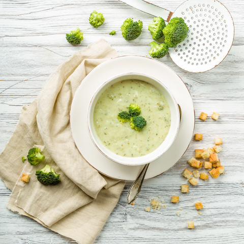 winter green soup recipe to boost immunity