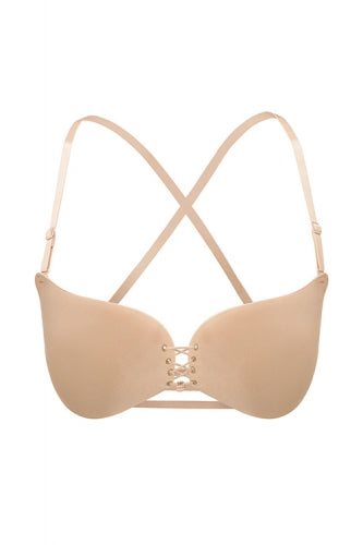 WIRELESS INVISIBLE PUSH UP BRA | TWO COLORS