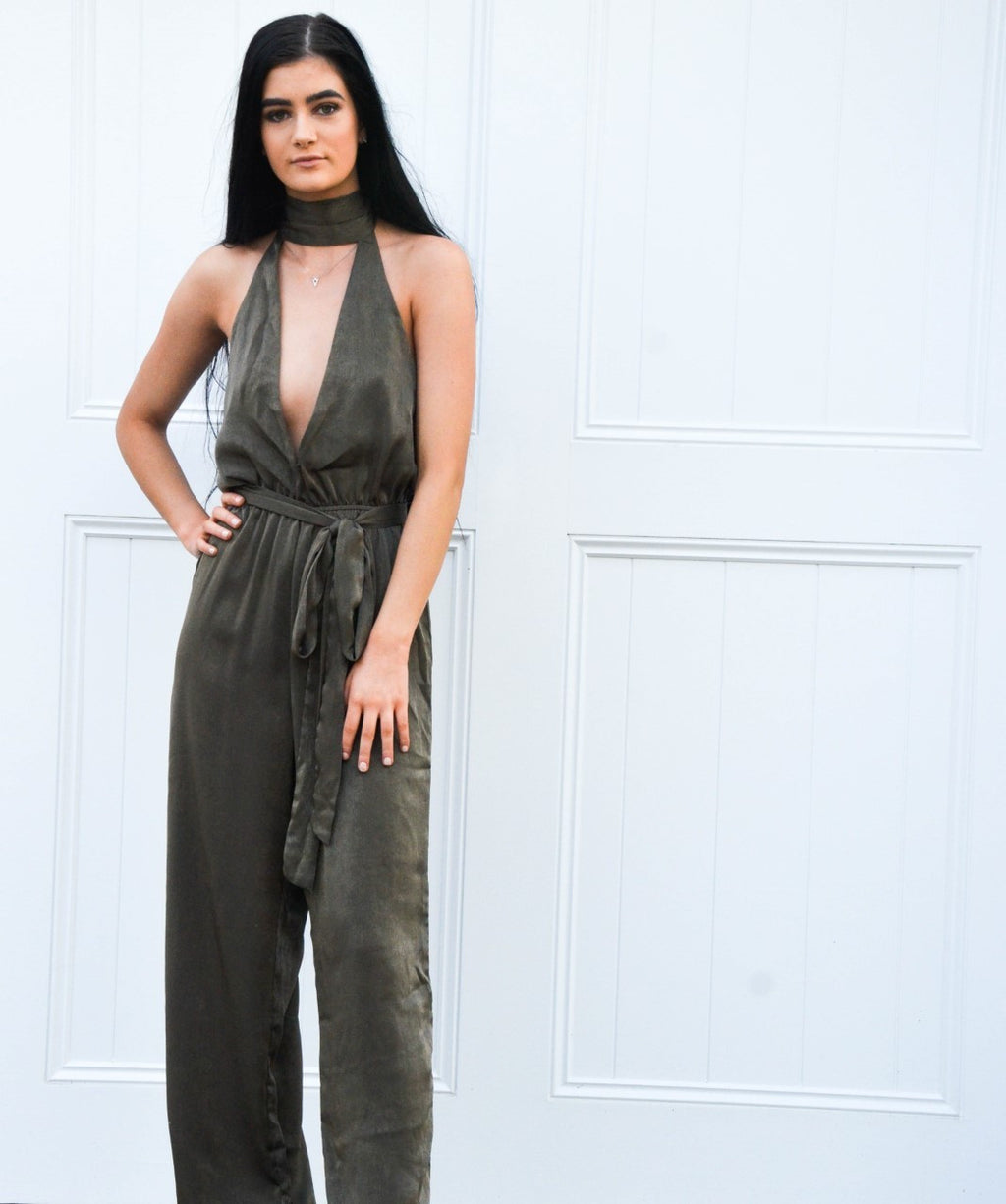 Soul Wrap Jumpsuit