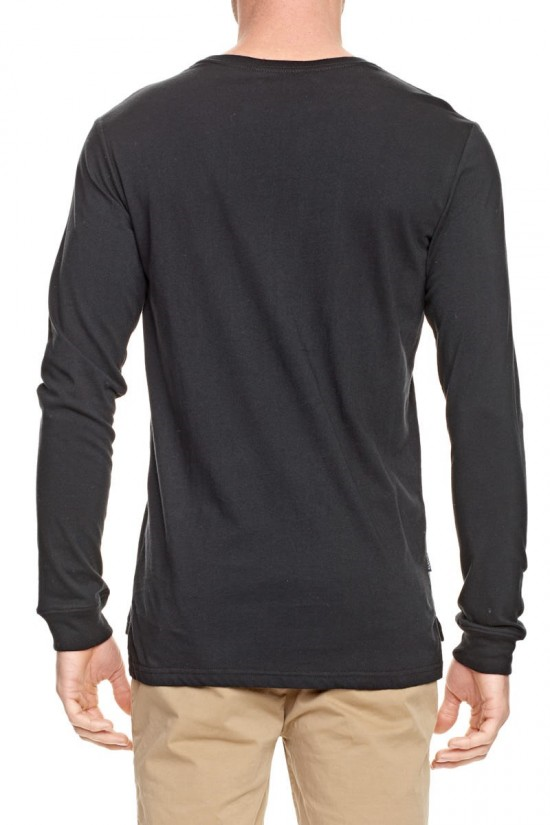 Core Long Sleeve Step Tee