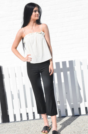 Maverick Cropped Pant