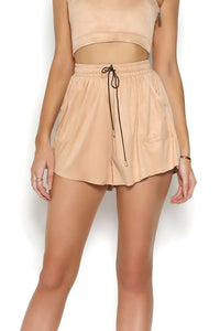 Rapture Suedes Shorts