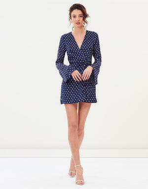 Anya Wrap Dress