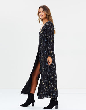 Mabel Wrap Dress