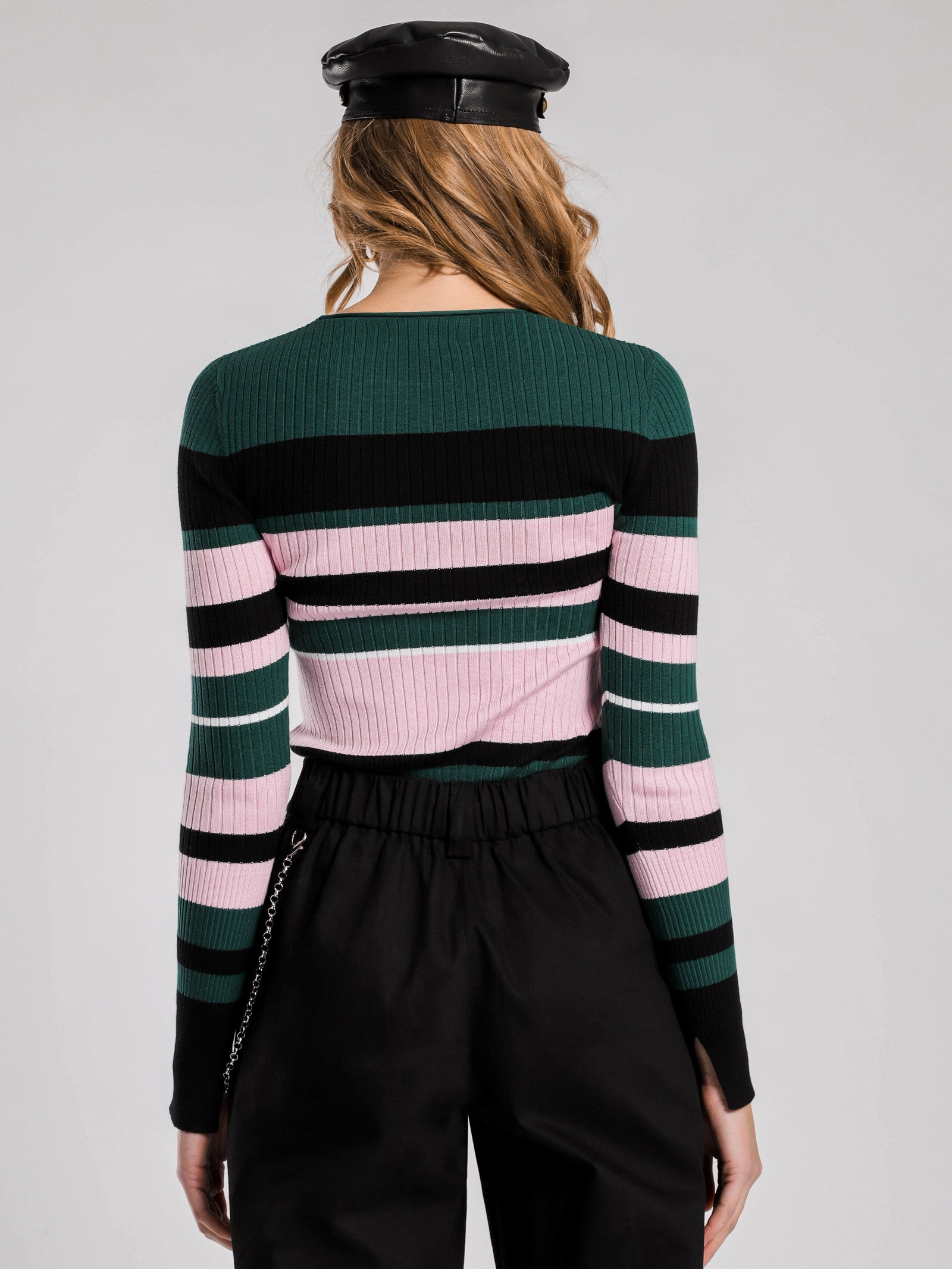 Camille knit top