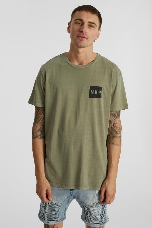 Unearthed scoop back t-shirt