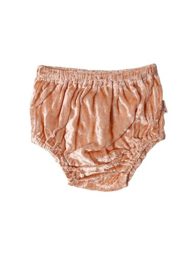 Blush Velvet Diaper Cover DC216