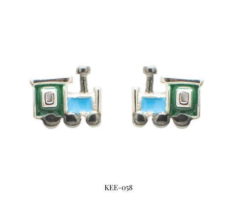 Choo-Choo Earrings
