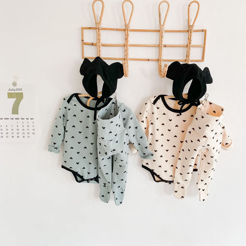 Infant 3 pc Set - Unisex