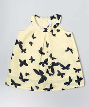 Butterfly Infant Dress
