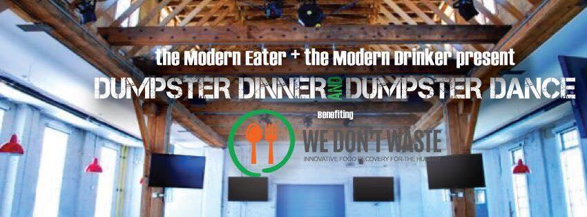 Photo ofJoin Tender Belly and the Modern Eater in supporting We Don't Waste!by Tender Belly
