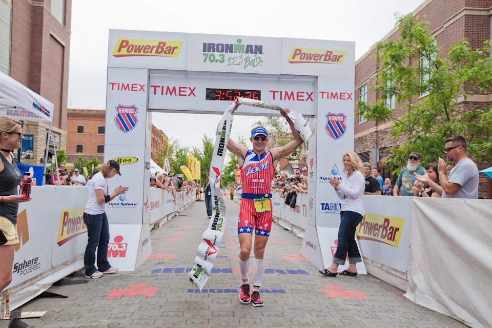 Photo ofTender Belly Triathlete Ben Hoffman to Compete in  IRONMAN World Championshipsby Tender Belly