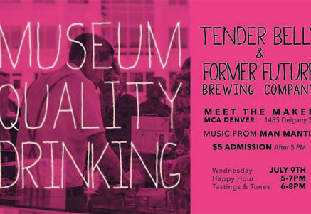 Photo ofCome Meet the Maker: July 9by Tender Belly
