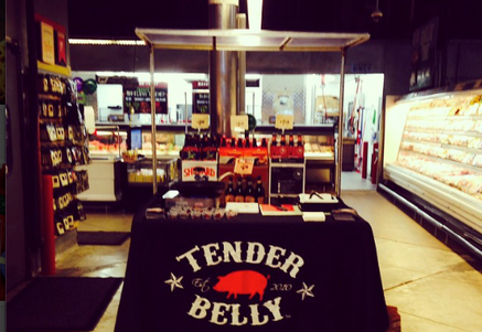 Photo ofTender Belly Offers Signature Bacon at Central Marketby Tender Belly