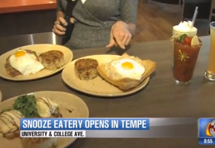 Photo ofStart off your day at Tempe's new Snooze Eateryby Tender Belly
